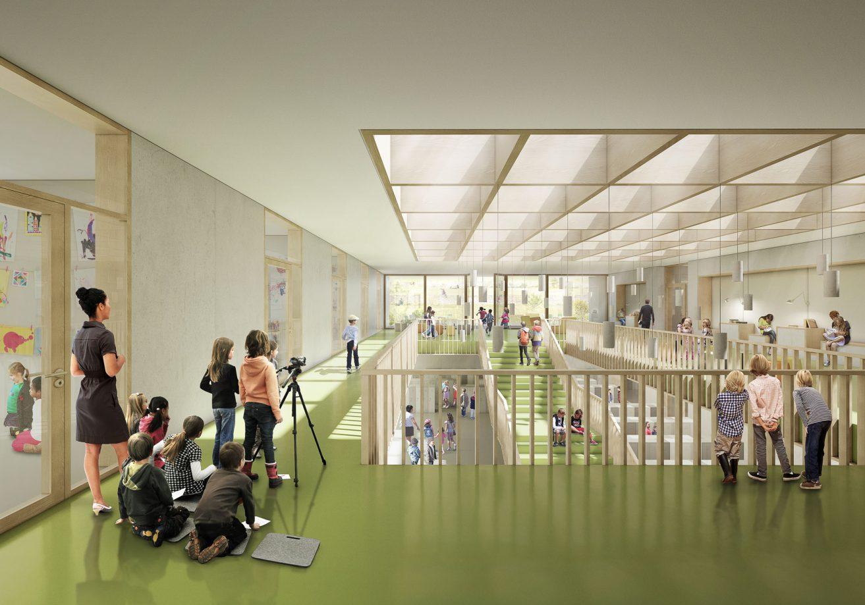 Architekt Radebeul neubau hort oberlößnitz in radebeul studioh2k architekten